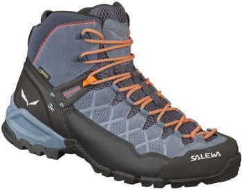 Salewa Alp Trainer Mid GTX Men ombre blue/fluo orange