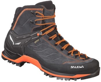 Salewa MTN Trainer Mid GTX asphalt/fluo orange