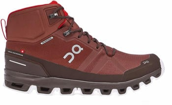 on-cloudrock-waterproof-cocoa-red