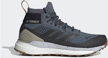 Adidas Terrex Free Hiker GTX legacy blue/core black/raw desert