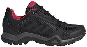 Adidas Terrex AX3 GTX Women black/core black/active pink