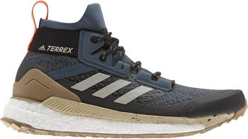 Adidas Terrex Free Hiker metal grey/raw desert