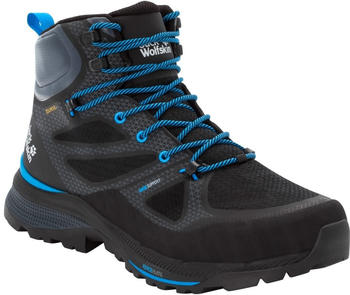 Jack Wolfskin Force Striker Texapore MID M black/blue