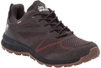 Jack Wolfskin Woodland Texapore Low M espresso/dark red