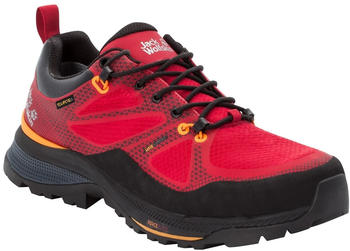 Jack Wolfskin Force Striker Texapore Low M red/orange