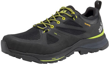Jack Wolfskin Force Striker Texapore Low M black/lime