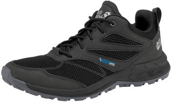 Jack Wolfskin Woodland Vent Low M black/grey