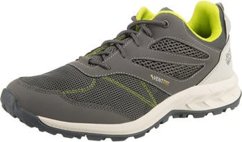 Jack Wolfskin Woodland Vent Low M grey/lime