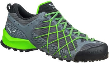 Salewa Wildfire Men flintstone/fluo green