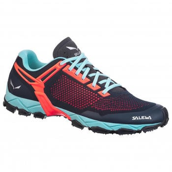 Salewa Women's Lite Train K premium navy/fluo coral