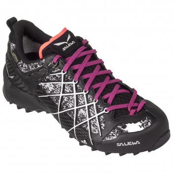 Salewa Women's Wildfire GTX black/white