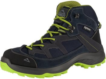 McKinley Discover Mid AQX M navy dark/green lime