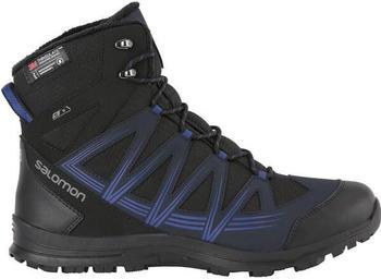 Salomon Woodsen 2 TS CSWP schwarz/blau (L41009400)