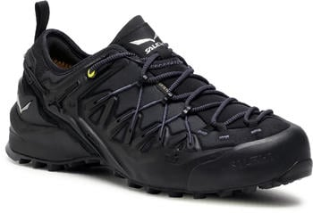 Salewa Wildfire Edge GTX Men's Shoes black/black