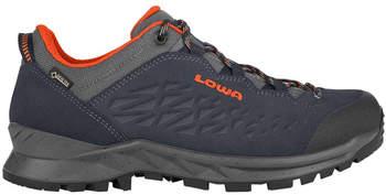Lowa Explorer GTX Lo navy/orange