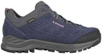 Lowa Explorer GTX Lo Ws navy/purple
