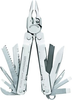 Leatherman Super Tool 300 silber