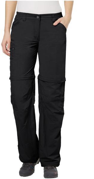 VAUDE Women's Farley ZO Pants IV Black