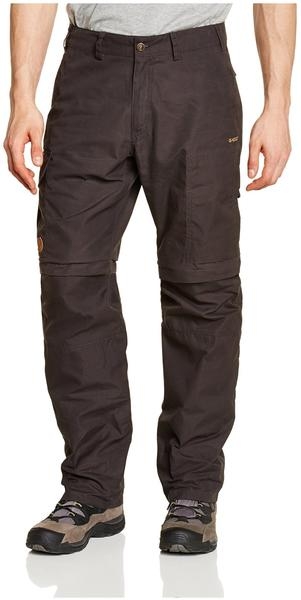 Fjällräven Karl Zip-off Trousers M Dark Grey