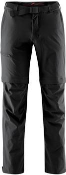 Maier Sports Men Pants Tajo T-Zip-off black