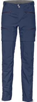 Norrøna bitihorn Zip off Pants W indigo night blue