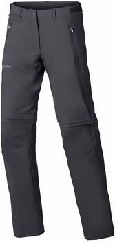 VAUDE Women´s Farley Stretch ZO T-Zip Pants iron