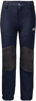 Jack Wolfskin Rascal Winter Pants Kids (1604192) midnight blue