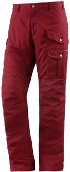 Fjällräven Barents Pro Trousers red