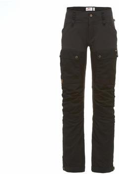 Fjällräven Keb Trousers W Regular black/black