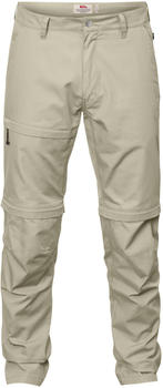 Fjällräven Travellers Zip-Off Trousers Men limestone