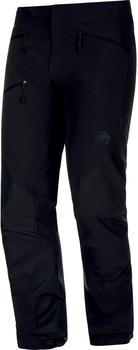 Mammut Courmayeur Softshell Pants Men (1021-00190) Black