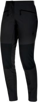 Mammut Pordoi Softshell Pants Women Black