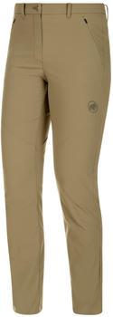 Mammut Hiking Pants Women (1022-00430) Olive