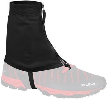 Salewa Alpine Speed Stretch Gamaschen black