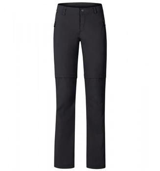 Odlo Wedgemount Pants Zip-off Women black