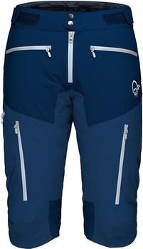 norrna-fjora-flex1-shorts-indigo-night-drizzle