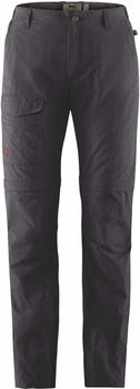Fjällräven Travellers MT Zip-Off Trousers dark grey