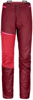 ortovox-westalpen-3l-light-pants-women-dark-blood