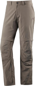 Jack Wolfskin Canyon Zip Off Pants (1504191) siltstone