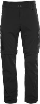 Jack Wolfskin Activate Light Zip Off Men (1503742) black