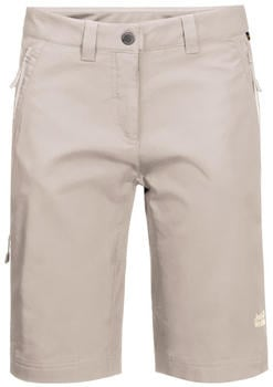 Jack Wolfskin Activate Track Shorts Women (1503703) light beige