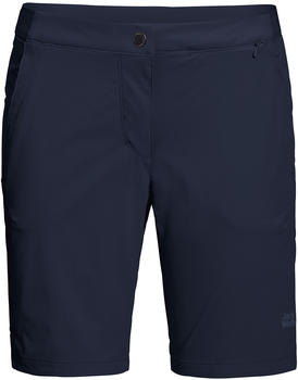 Jack Wolfskin Hilltop Trail Shorts W midnight blue