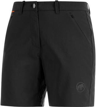 Mammut Hiking Shorts Women black (1023-00130)