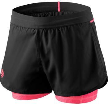 Dynafit Women Alpine Pro 2/1 Shorts black out-0911