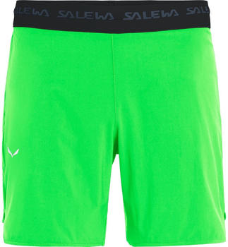 salewa-pedroc-2-shorts-fluo-green