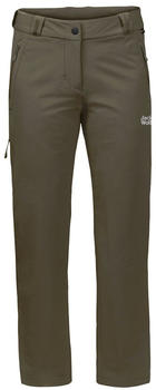 Jack Wolfskin Activate Thermic Pants Women (1503592) granite