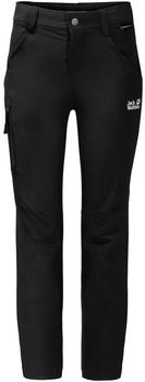 Jack Wolfskin Activate Pants Kids (1606614) black
