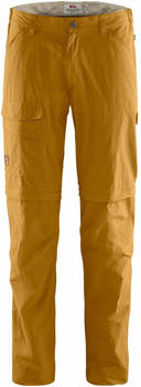 Fjällräven Travellers MT Zip-Off Trousers ochre