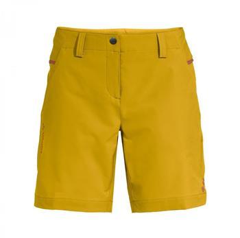Vaude VAUDE Womens Skomer Shorts III marigold