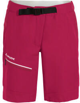 Vaude VAUDE Womens Tekoa Shorts II crimson red